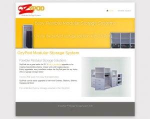 Ozypod Wordpress website