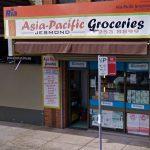 Asia Pacific Groceries in Jesmond