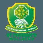 St Patrick's Primary School Wallsend Logo