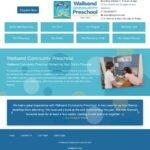 Preschool Web Design & Development